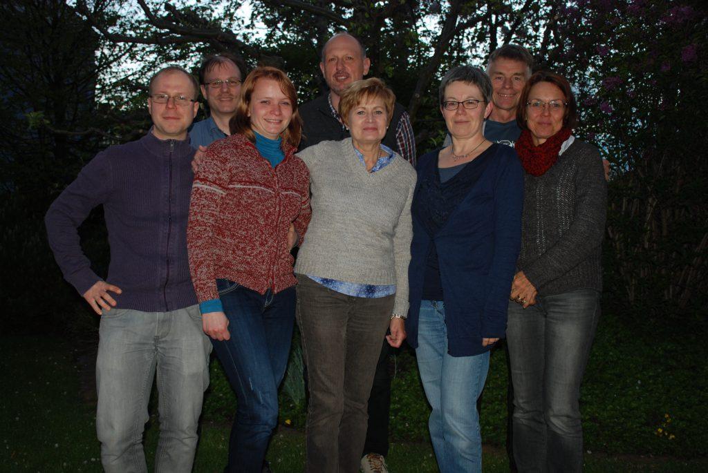 TSC Maxdorf Vorstand 2016
